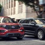 2020 Ford Explorer Xlt Vs Limited Vs St Vs Platinum