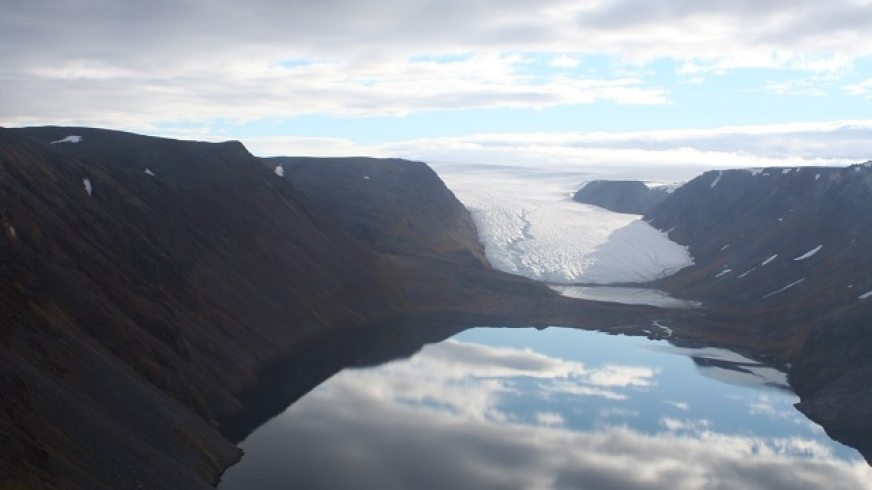 Scientists to explore meltwater at Greenland Cold War camp