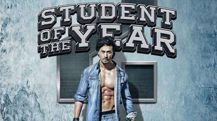 Image result for student of the year 2 tiger shroff with karan johar