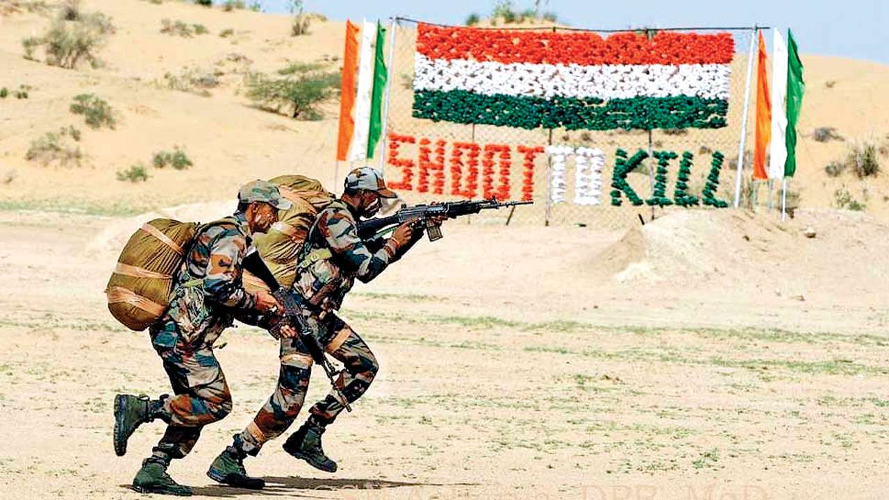 Indian Army Leads In Mega Competition