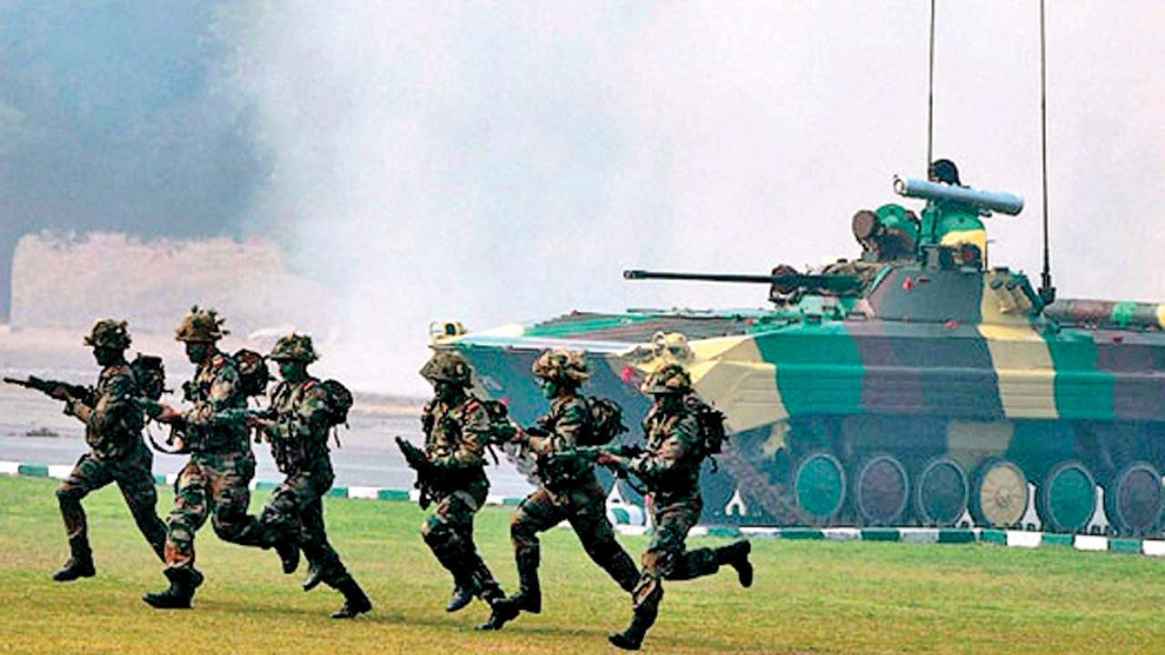 Indian Army To Test New Battle Strategy Near China Border