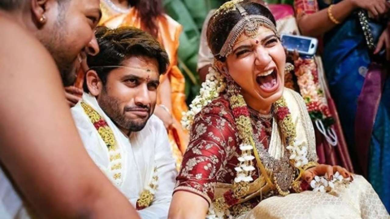 Samantha Akkineni's reply to fan who asked her to divorce Naga Chaitanya  will leave you in splits