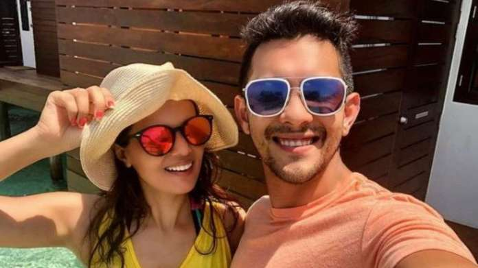 'With All Of The Romance That Is Taking Place...': Aditya Narayan Breaks Silence On Studies Of Spouse Shweta Agarwal'S Being Pregnant