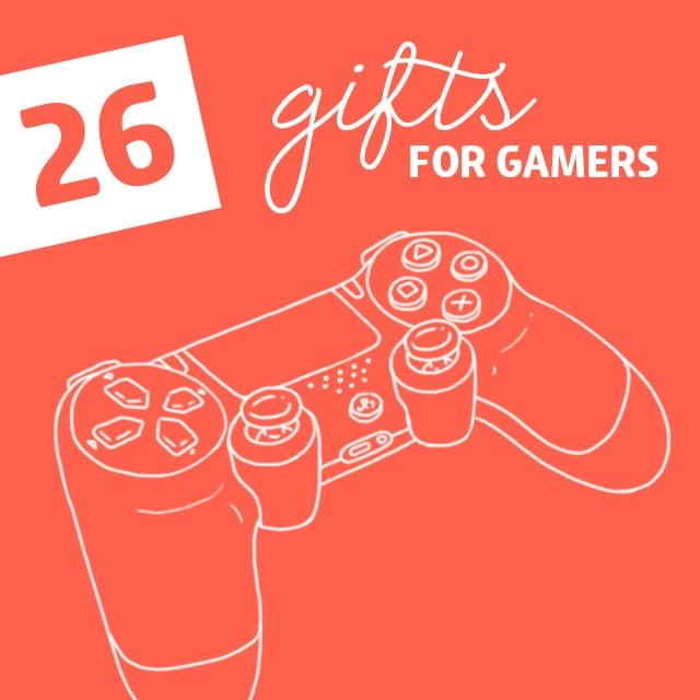 26 Cool Gifts For Gamers Of All Ages Dodo Burd