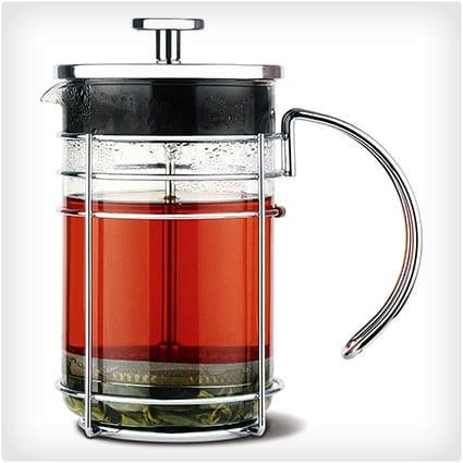French-Press-Tea-Maker