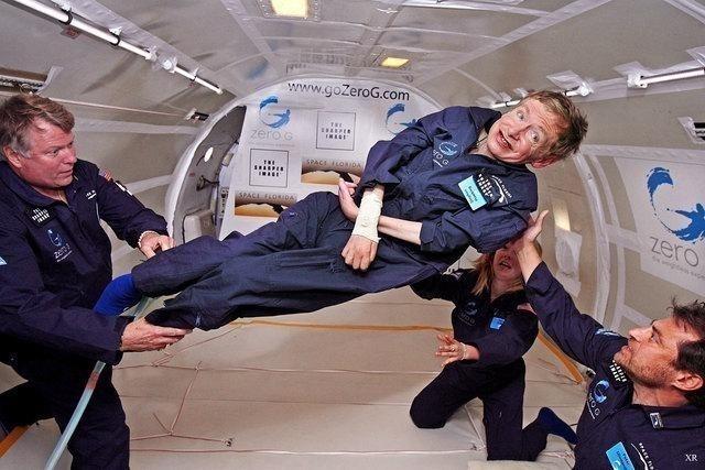 reflexiones de Stephen Hawking