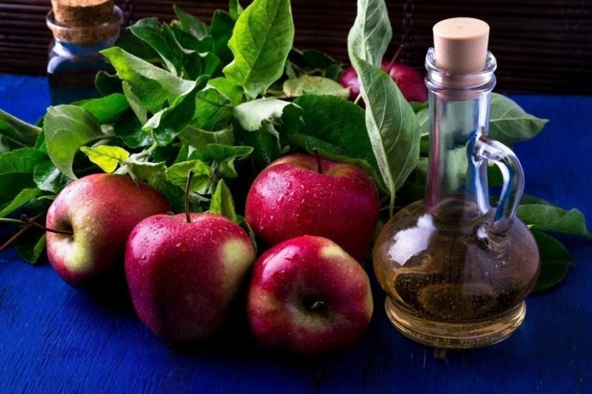 Aceto di mele repellente