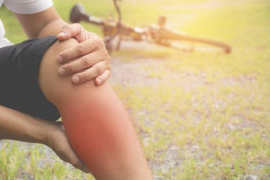 crampo alla bicicletta