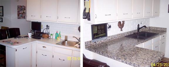 Giani Granite Paint Kit For Rv Countertops How To