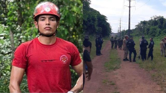 Imagem ilustrativa da notícia Corpo de bombeiro desaparecido é achado em Ananindeua