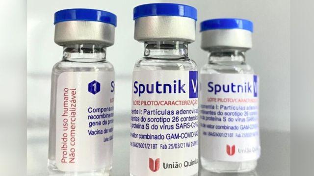Imagem ilustrativa da notícia Sputnik V: Anvisa autoriza Pará a importar a vacina