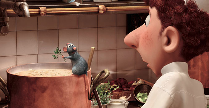 Fate Ratatouille