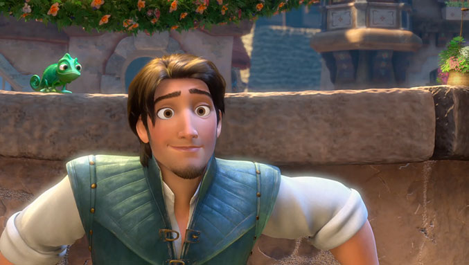 The-Many-Faces-of-Flynn-Rider---The-Dreamer