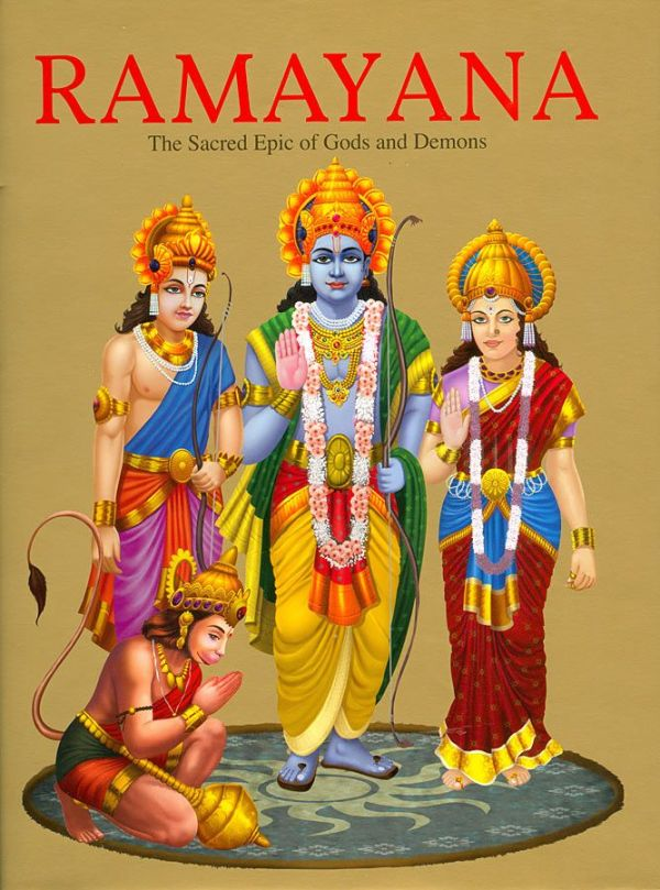 Ramayana - The Sacred Epic of Gods and Demons