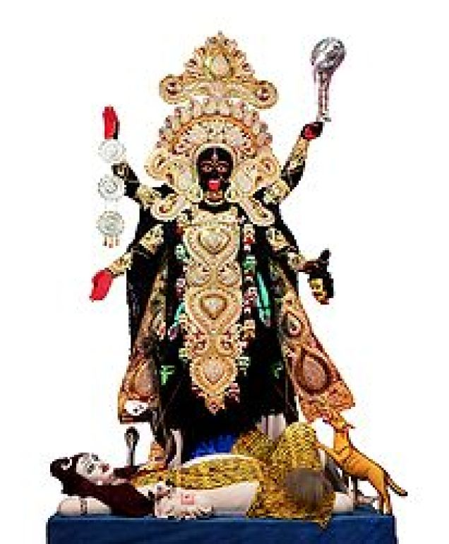Goddess Kali - Photo Print