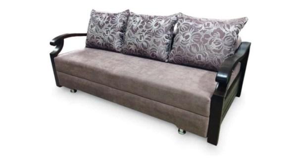 Прямой диван Евро 3 в Челябинске купить недорого | цена и ...