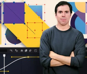 Domestika – Introduction to Motion Design and Animation Curves in After Effects