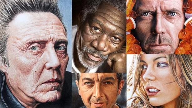 8 impressionantes artistas hiper-realistas que você deveria conhecer 1