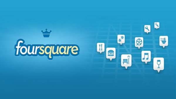 Yeni Foursquare Kullanima Sunuldu!