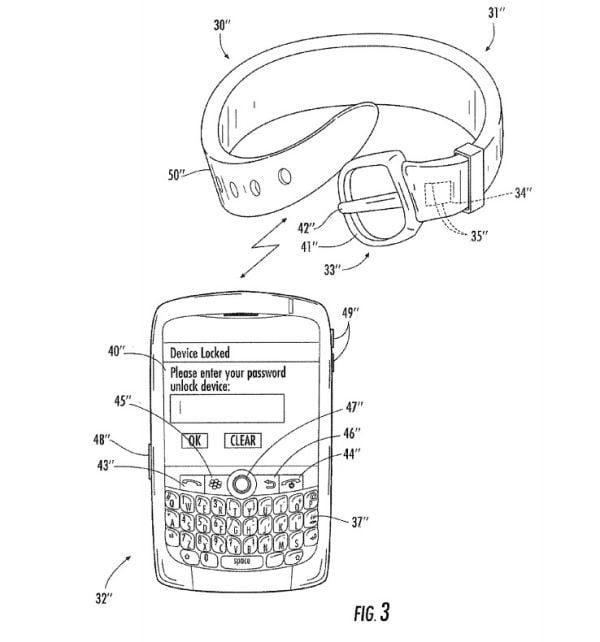 BlackBerry_giyilebilir cihaz
