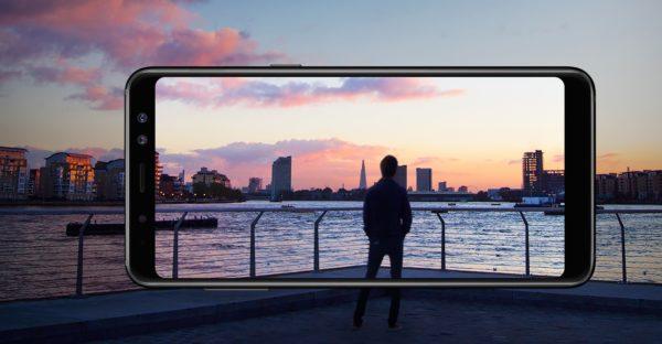 Samsung Galaxy A8 (2018) inceleme