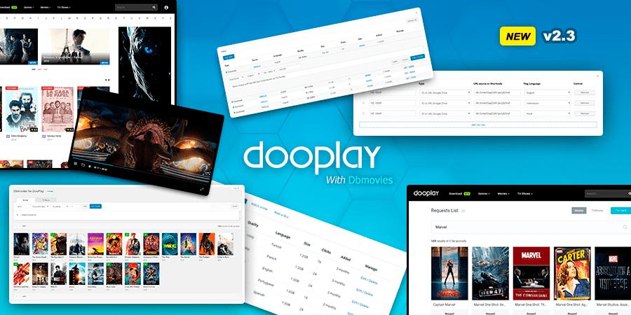 DooPlay theme WordPress