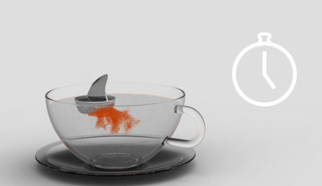 strange-shark-tea-dispenser