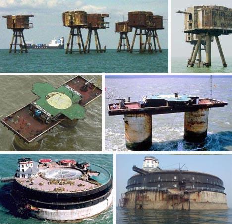 Sea Forts