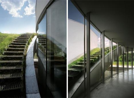 underground-green-glass-house