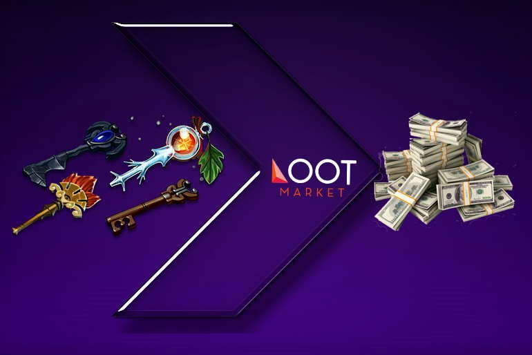 Loot Market Review Buy And Sell Dota 2 Items For Real Cash Dota Blast