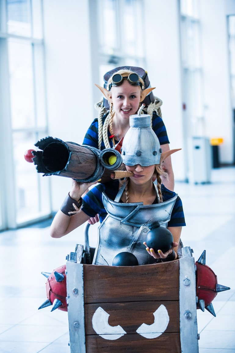 Best Dota Cosplay Costumes Ever Made Gallery Dota Blast