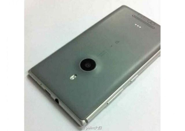 Nokia, ecco il Lumia da 41 megapixel