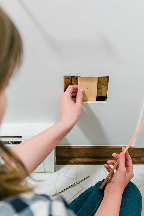 How To Patch A Hole In Drywall Dream Green Diy