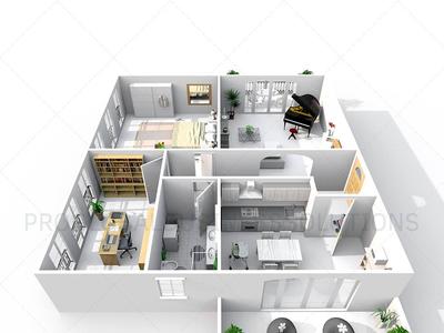 Floor Plans For Apartments Designs