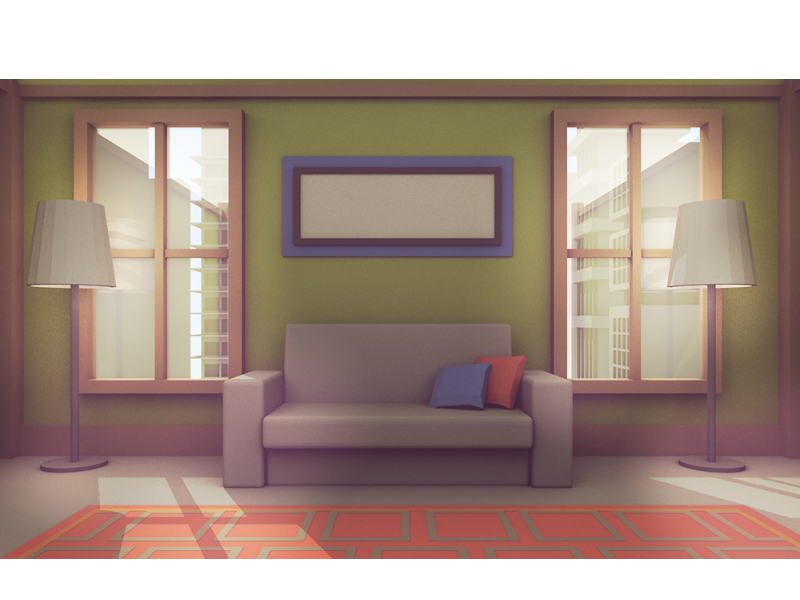 Living Room Background Designs Themes Templates And Downloadable Graphic Elements On Dribbble