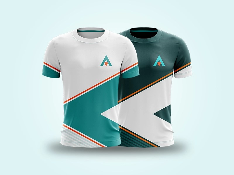 Download eSports Jersey Mockup - Home & Away Kit by Andy Buckle on ...