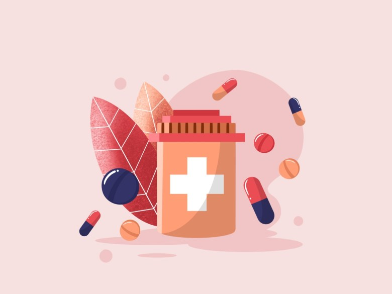 Pharmaceutical Illustration by Paul Garcia on Dribbble