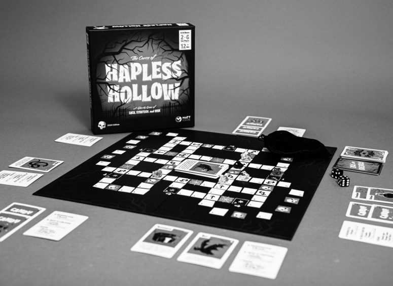 Hapless Hollow - The Game by Matt Cook on Dribbble