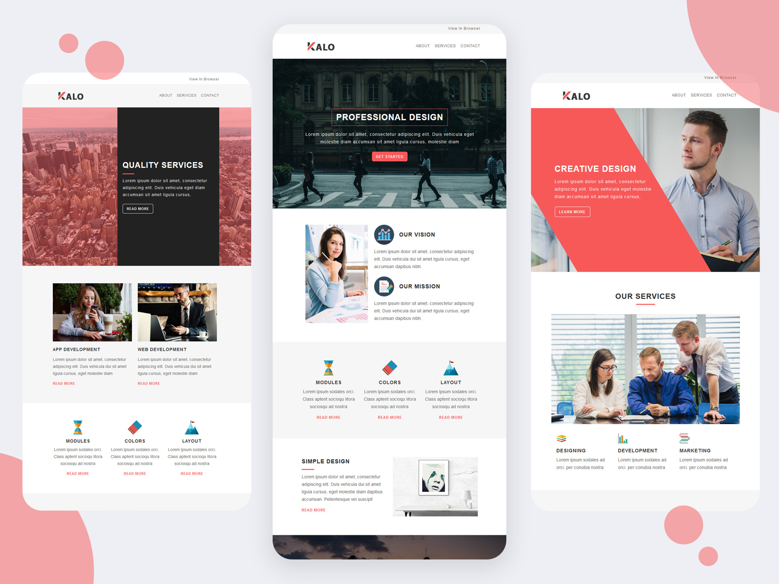Calendars serve as an essential tool when you need to stay organized. Mailster Designs Themes Templates And Downloadable Graphic Elements On Dribbble