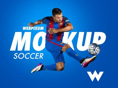 Download Soccer Kit Mockup Costa Free - FREE MOCK UP - Nike V-Neck ...