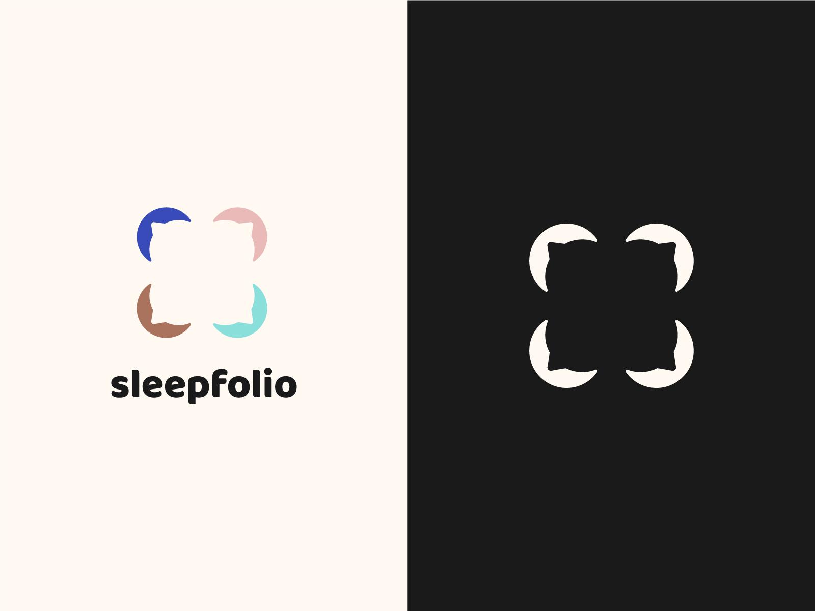 pillow case logo design by tetiana