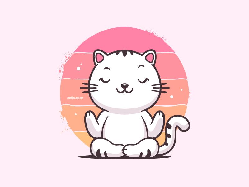 """Kết quả hình ảnh cho cute zen illustration"""""""