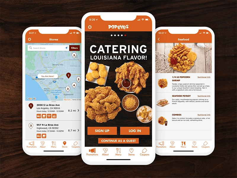 Image result for popeyes app
