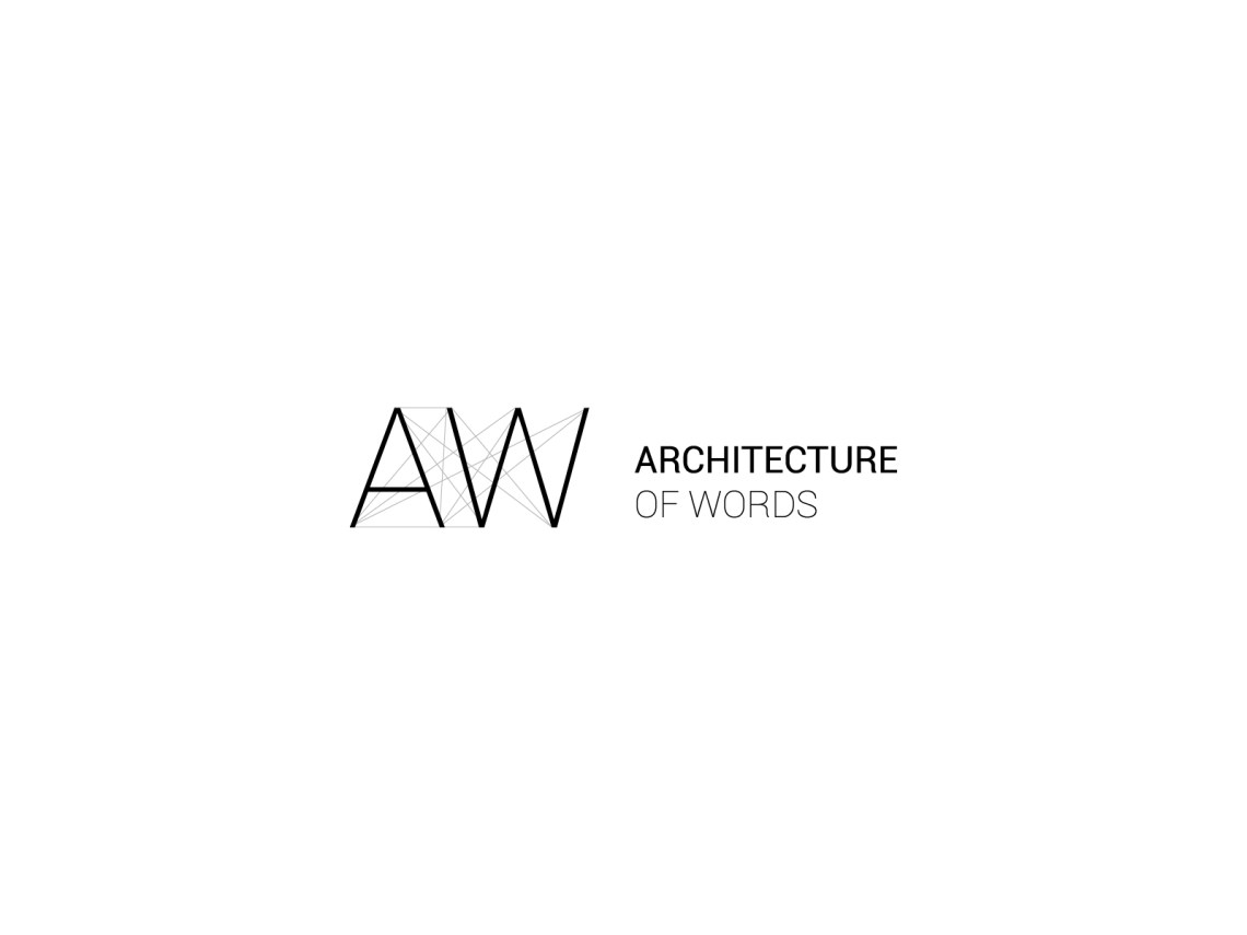 Architecture Of Words Logo By Fillinx On Dribbble