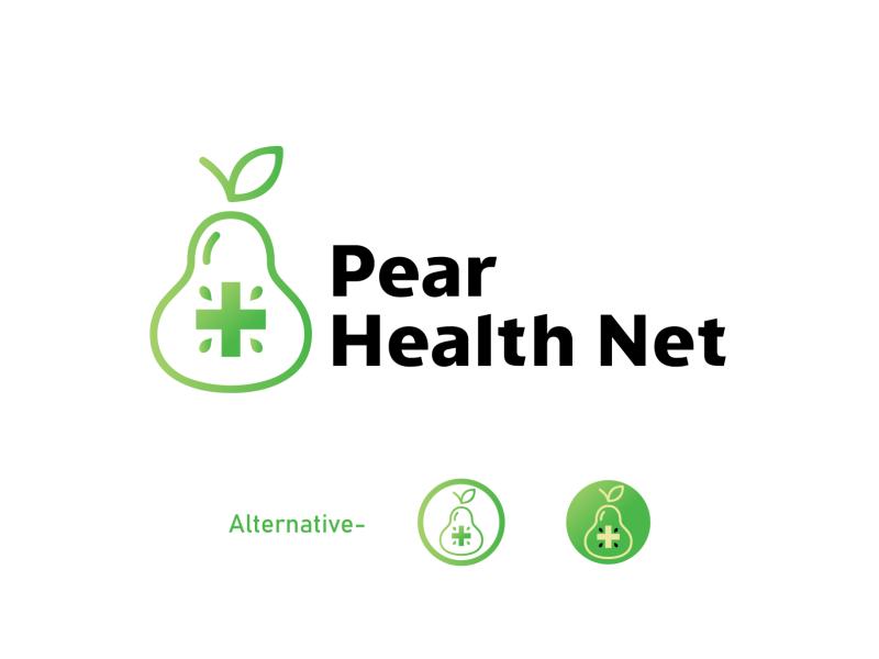 Pear Health Modern logo