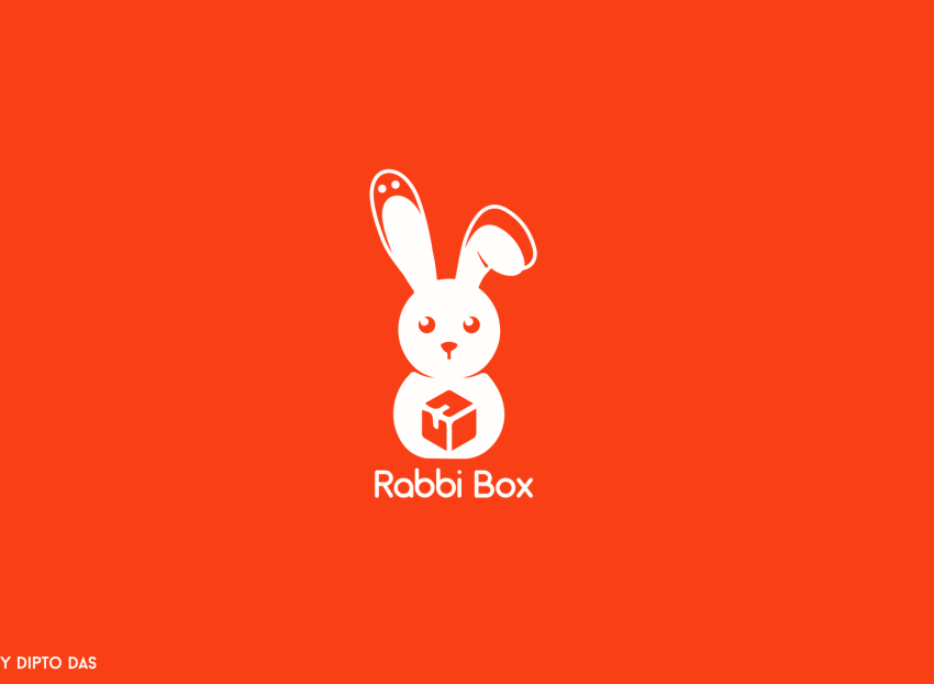 Rabbi Box Modern Delivery Logo
