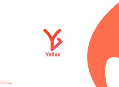 Yellon branding design