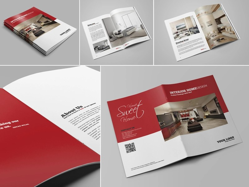 Modern Home Design Brochure/Catalog by Amal Kabichi on ...