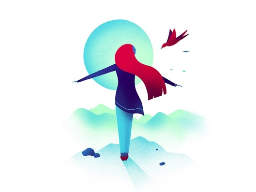 Freedom by Gal Shir on Dribbble