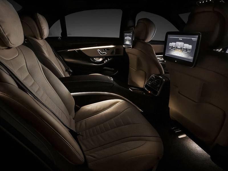 Neuwagenkonfigurator Mercedes Benz Maybach S Klasse Und